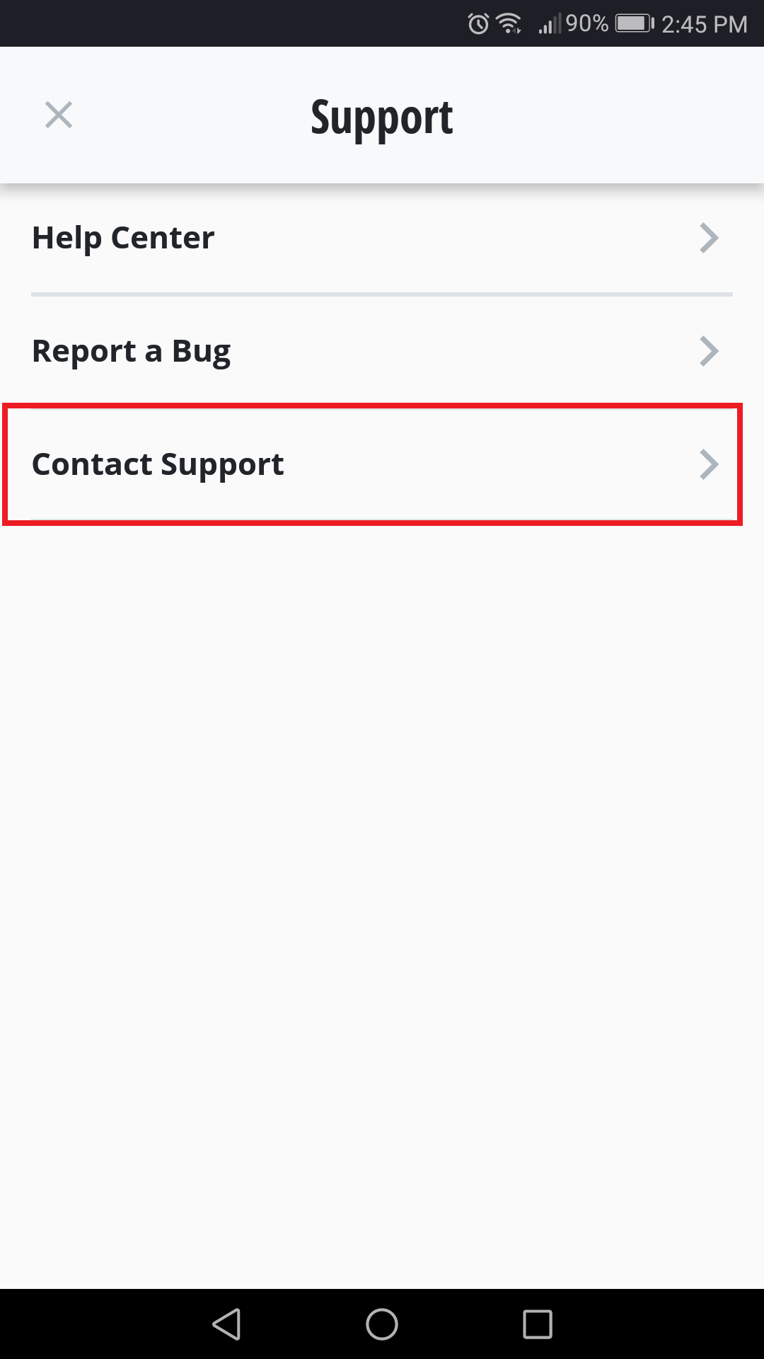 Vypr_App _-_ Support_Menu _-_ Contact_Support_Selected.png