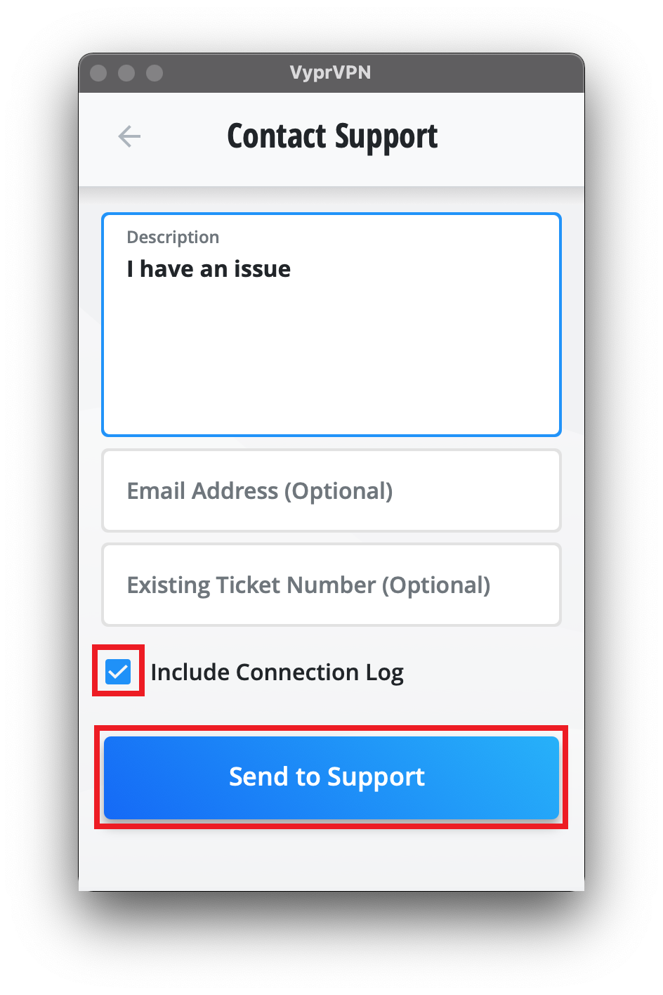 Vypr_App_-_Contact_Support_-_Checkbox_and_Sent_to_Support_Selected.png